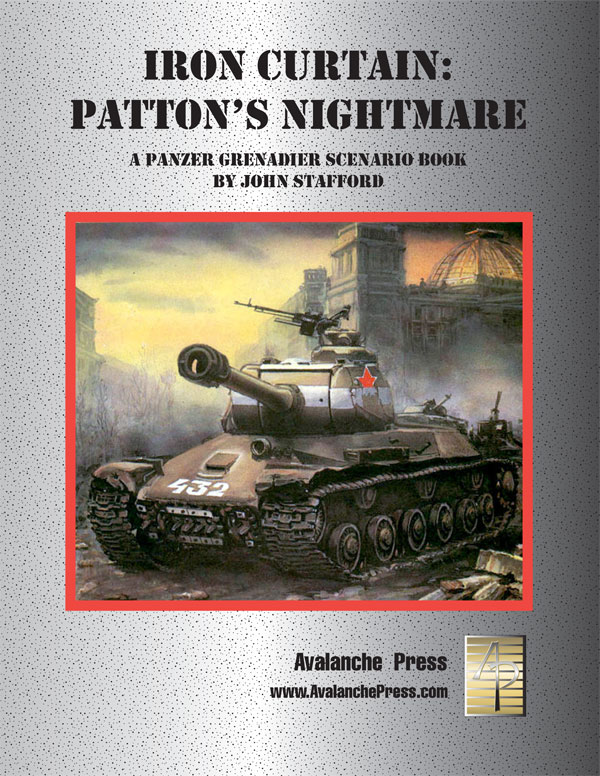 Avalanche Press: Iron Curtain, Pattons Nightmare
