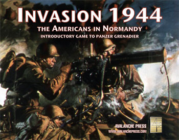 Invasion 1944: Panzer Grenadier -  Avalanche Press