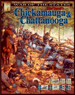Chickamauga and Chattanooga -  Avalanche Press