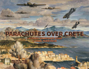 Parachutes Over Crete: Panzer Grenadier -  Avalanche Press