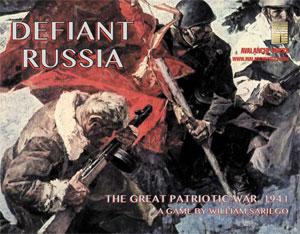 Defiant Russia: Players Edition (T.O.S.) -  Avalanche Press