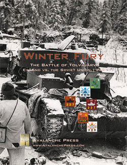 Winter Fury -  Avalanche Press