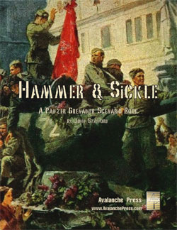 Avalanche Press: Iron Curtain: Hammer and Sickle