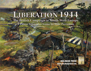 Liberation 1944 (Panzer Grenadier) -  Avalanche Press