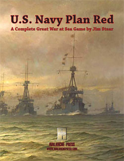 Great War at Sea: U.S. Navy Plan Red -  Avalanche Press