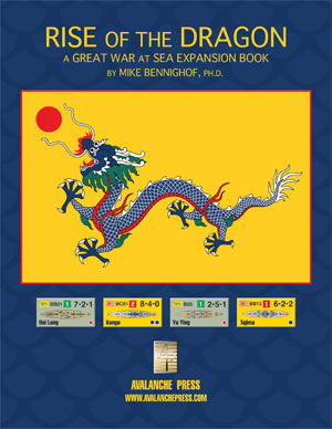 Great War at Sea: Rise of the Dragon -  Avalanche Press