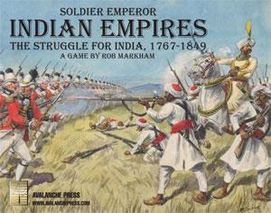 Soldier Emperor: Indian Empires -  Avalanche Press