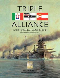 Great War At Sea: Triple Alliance -  Avalanche Press