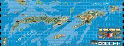 Where Puerto Cuba And Puerto Rico Where