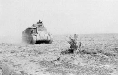 Medium Tank, M3 • Tanks in World War 2